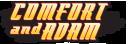 Comfort & Adam Logo
