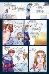 The Uniques #1 pg. 24: The Last Psion