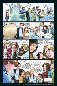 The Uniques #1 pg. 26: Reunited