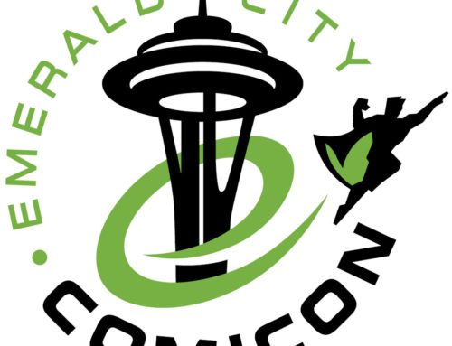 Emerald City Comic Con – our first big show of the year!