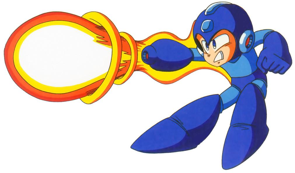 Mega Man Mega Buster Arm Cannon