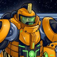Mega Man Redesign Bomb Man thumbnail