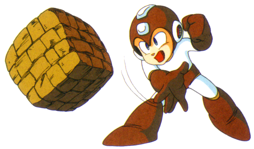 Mega Man Strong Arm