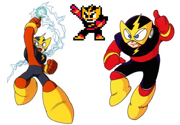 Mega Man Elec Man