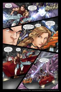 Rainbow in the Dark #3, pg. 13: Crown Jewels