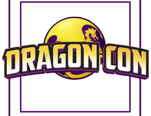 We're Guests of Dragon Con Labor Day Weekend!