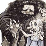 Hagrid and Daenerys