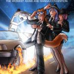 Anime Central 2012 Poster Illustration