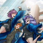 Anime Central 2015 Program Cover
