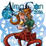 Alma Con 2016 Program Cover