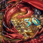 Dragon Con 30th Anniversary Poster