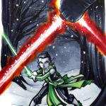 Star Wars/Green Lantern Mashup