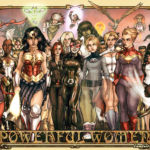 The Women of Marvel and DC